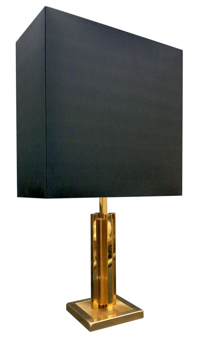 rizzo-brass-square-black-shade-home