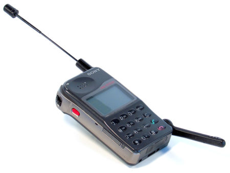 Original SONY CMD Z1 Mobile Phone